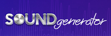 Sound Generator featured banner