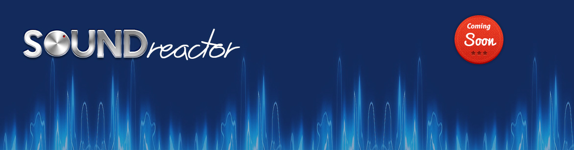 Sound Reactor large banner
